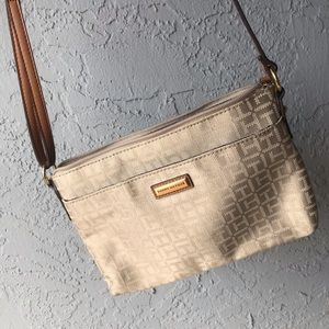 Tommy Hilfiger shoulder bag + purse